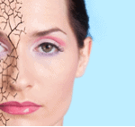 Facial acupuncture helps reduce fine lines